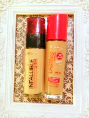 RIMMEL LOREAL FOUNDATION