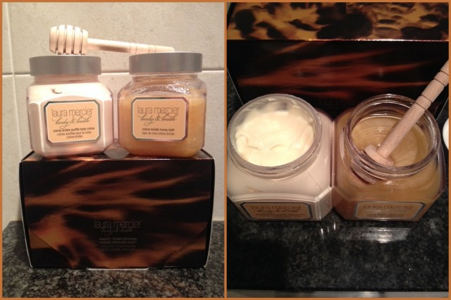 Bath and Body from Laura Mercier